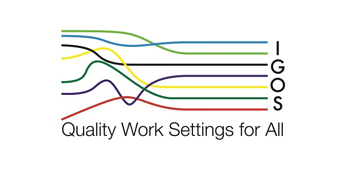 Logo Projekt Quality Work Settings for All © Quality Work Settings for All