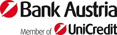 Logo Bank Austria © Bank Austria Unicredit
